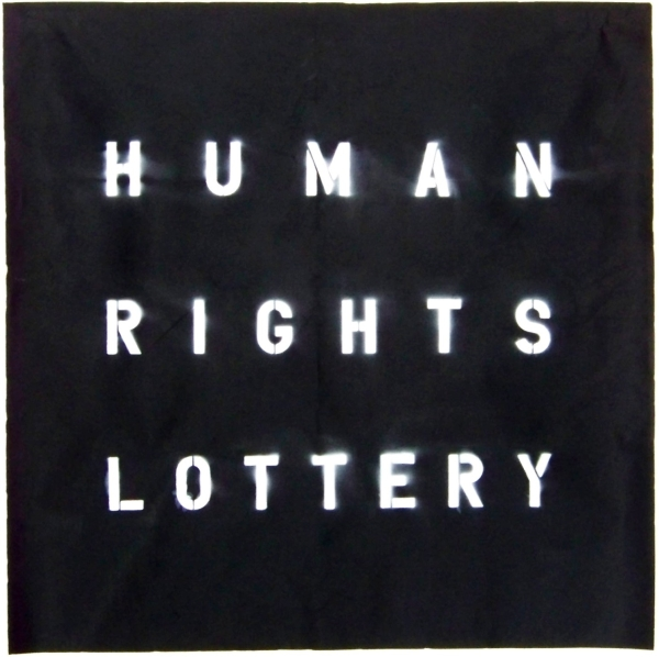 human rights lottery